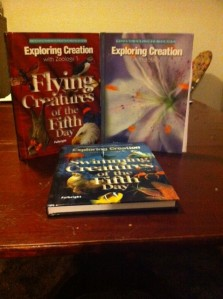 Exploring Creation 3 Book Give-Away