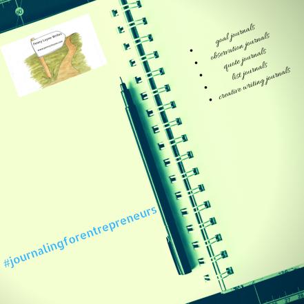 #journalingforentrepreneurs